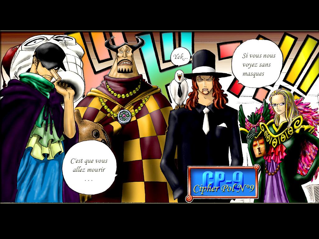 One piece fan club cp9 l 39 infiltration du forum commence fan clubs forums mangas france - One piece volonte du d ...