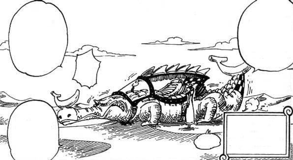 les monstres insolite Crocomobile
