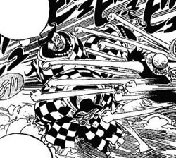 5# Le Rokushiki Rokushiki04