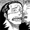Personnages du Manga Crocodile