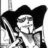 Personnages du Manga Mihawk