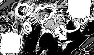 Nos héros:Les mugiwaras pirates Franky27