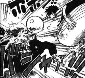 Monkey D. Luffy Luffy20