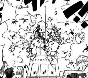 Monkey D. Luffy Luffy34